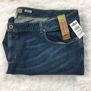 Old Navy Low Rise Flare Plus Size Medium Wash Jean
